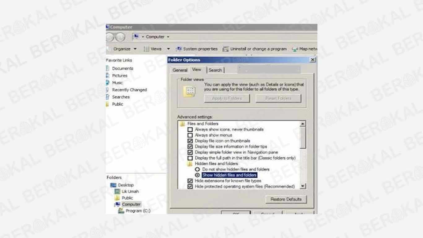 Cara Menghilangkan Chromium di Windows 7