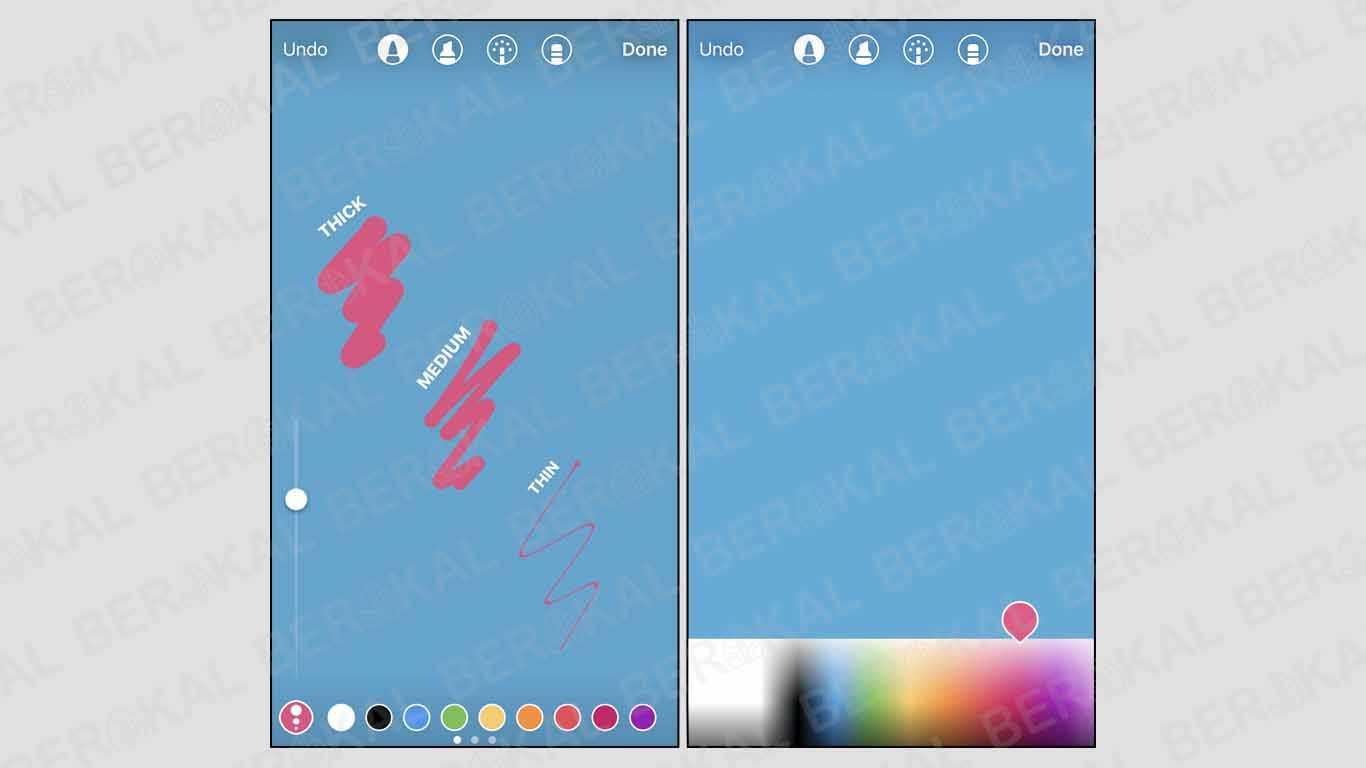 aplikasi edit instastory kekinian