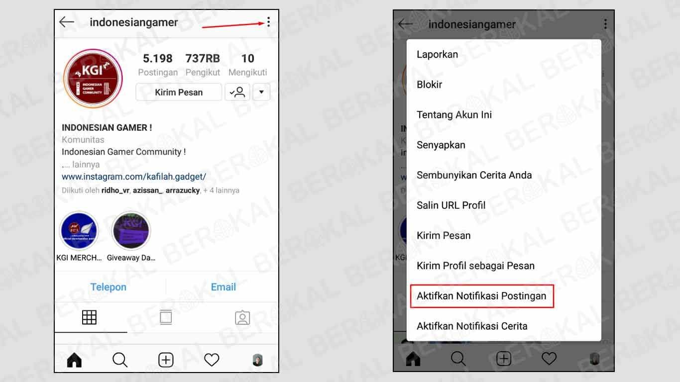 cara melihat story instagram yang disembunyikan dari kita