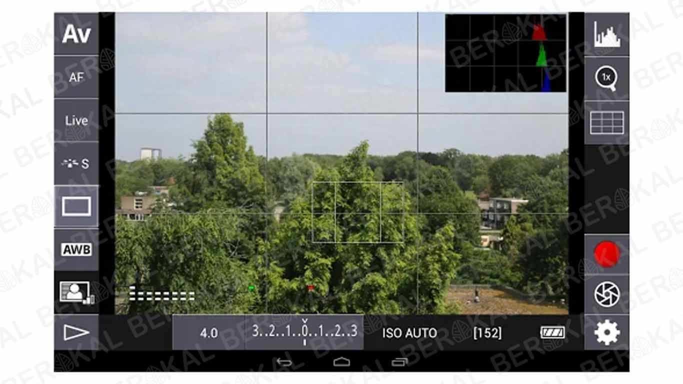 Aplikasi Kamera DSLR Controller