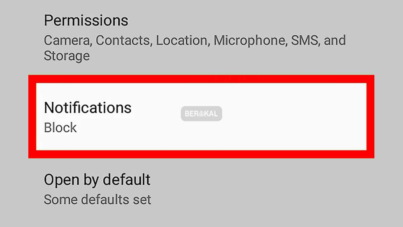 Cara Menampilkan Notifikasi WhatsApp Android