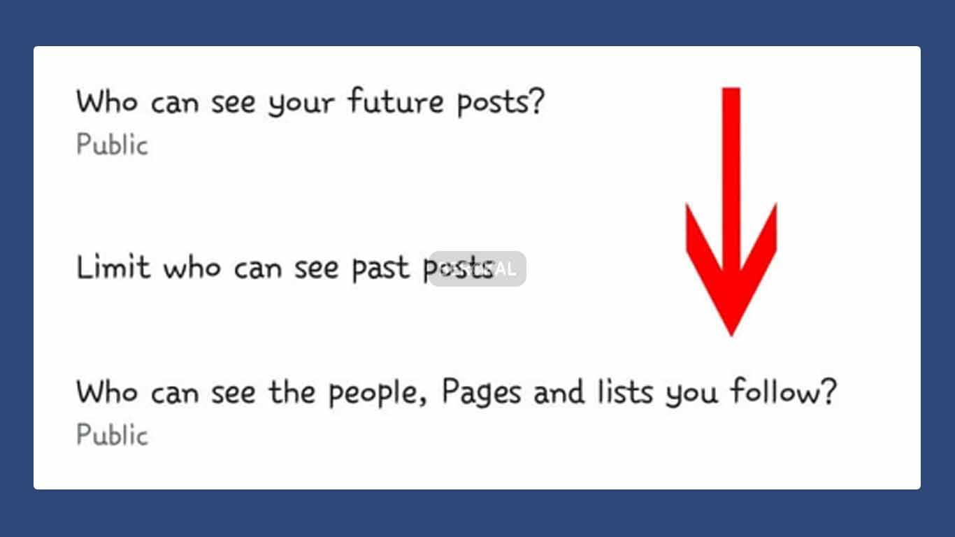 Cara Menyembunyikan Daftar Teman Facebook di HP Android