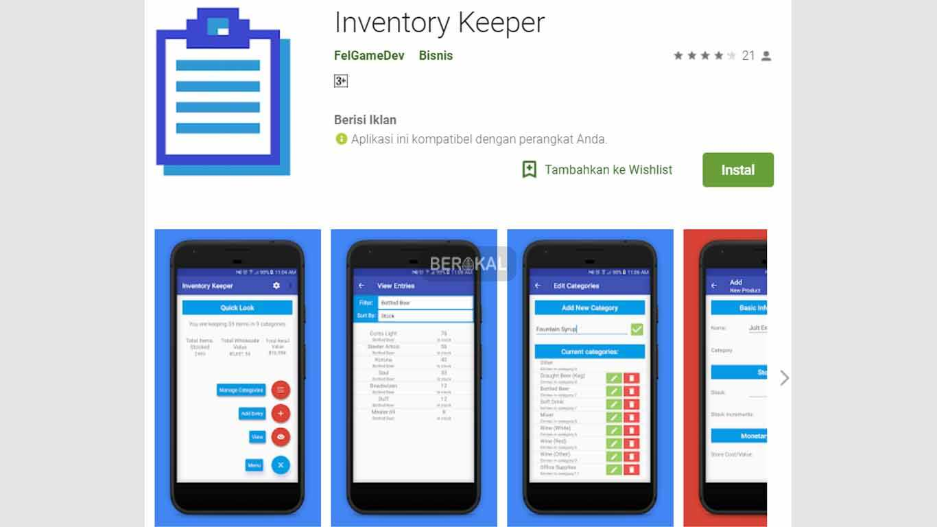 Inventory Keeper