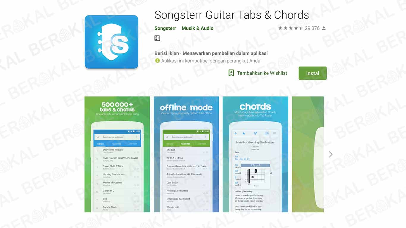 Songsterr Guitar Tabs