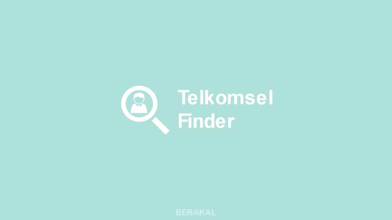 Alternatif Telkomsel Finder