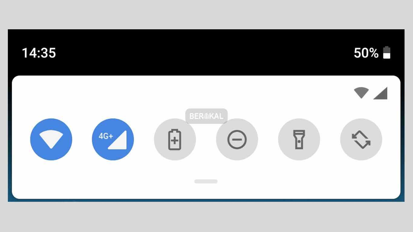 WiFi dan Data Seluler Android