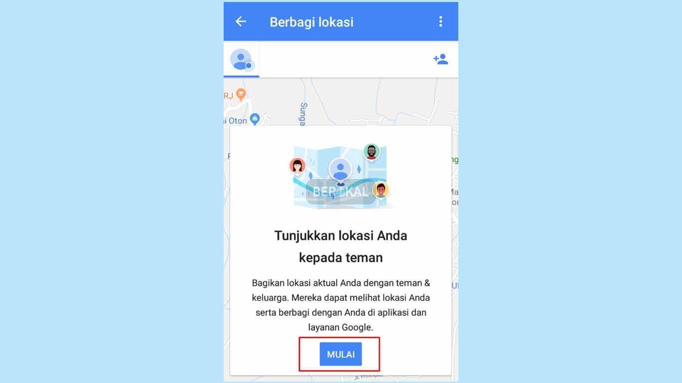 cara melacak hp hilang lewat google maps