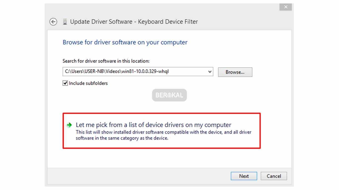 cara mematikan keyboard internal laptop