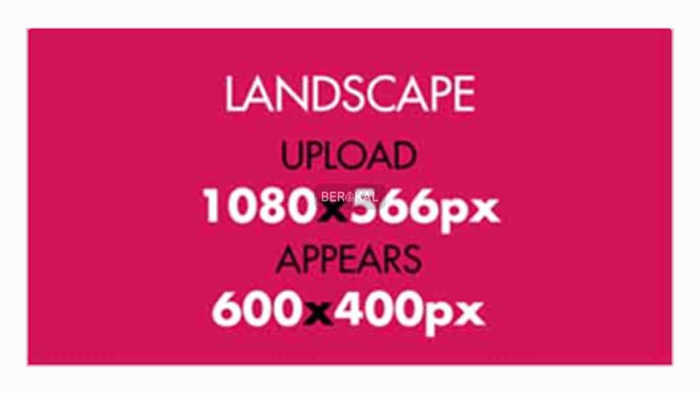 resolusi foto landscape ig