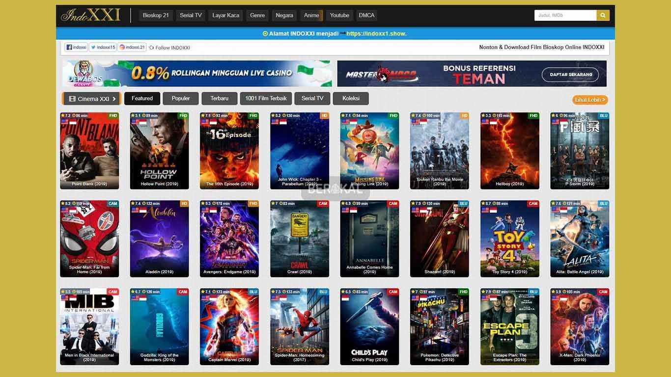 12 situs download film terbaik sub indonesia terbaru 2019