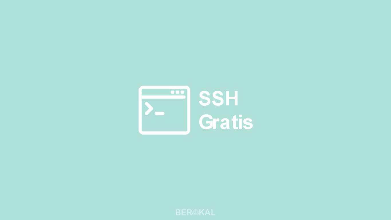 √ 10 Situs Penyedia Akun SSH Gratis & Cara Membuatnya 2020