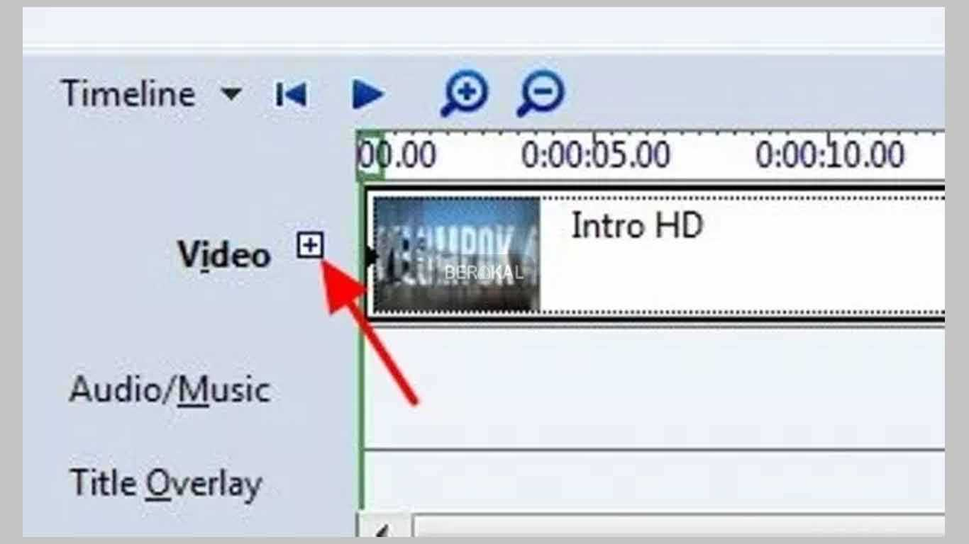 video timeline movie maker