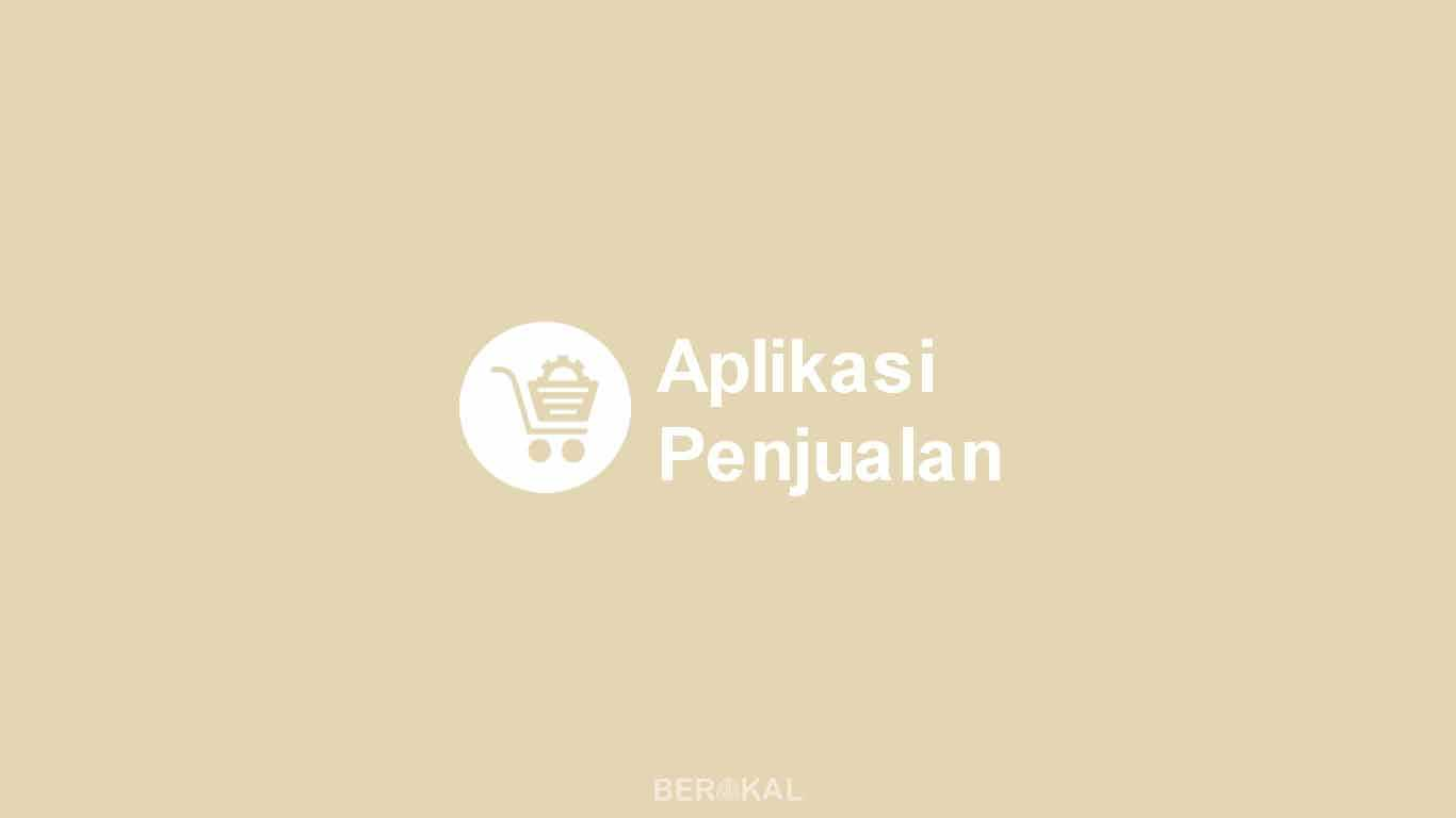 Aplikasi Penjualan