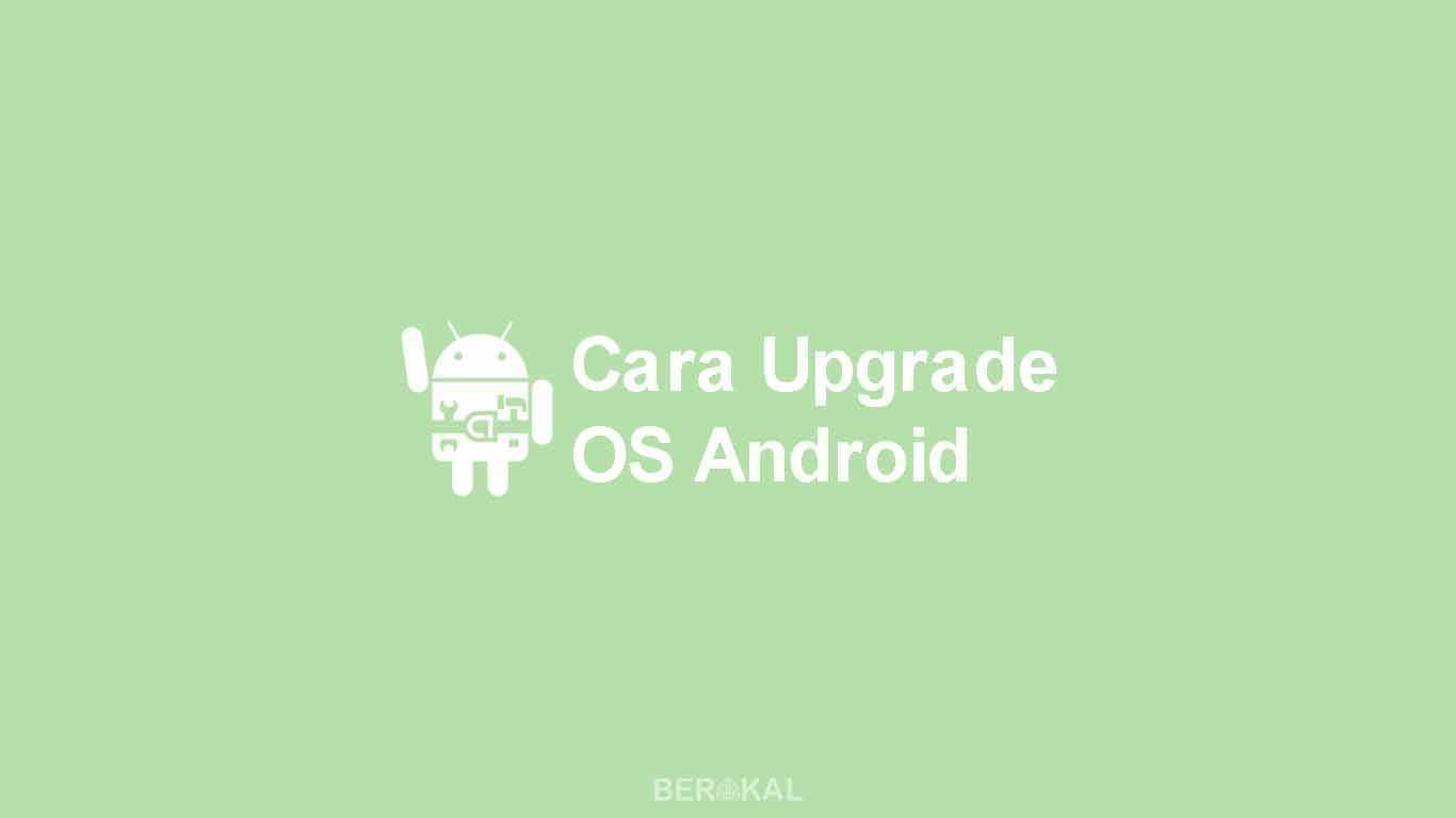 Cara Upgrade OS (Menaikkan Versi) Android