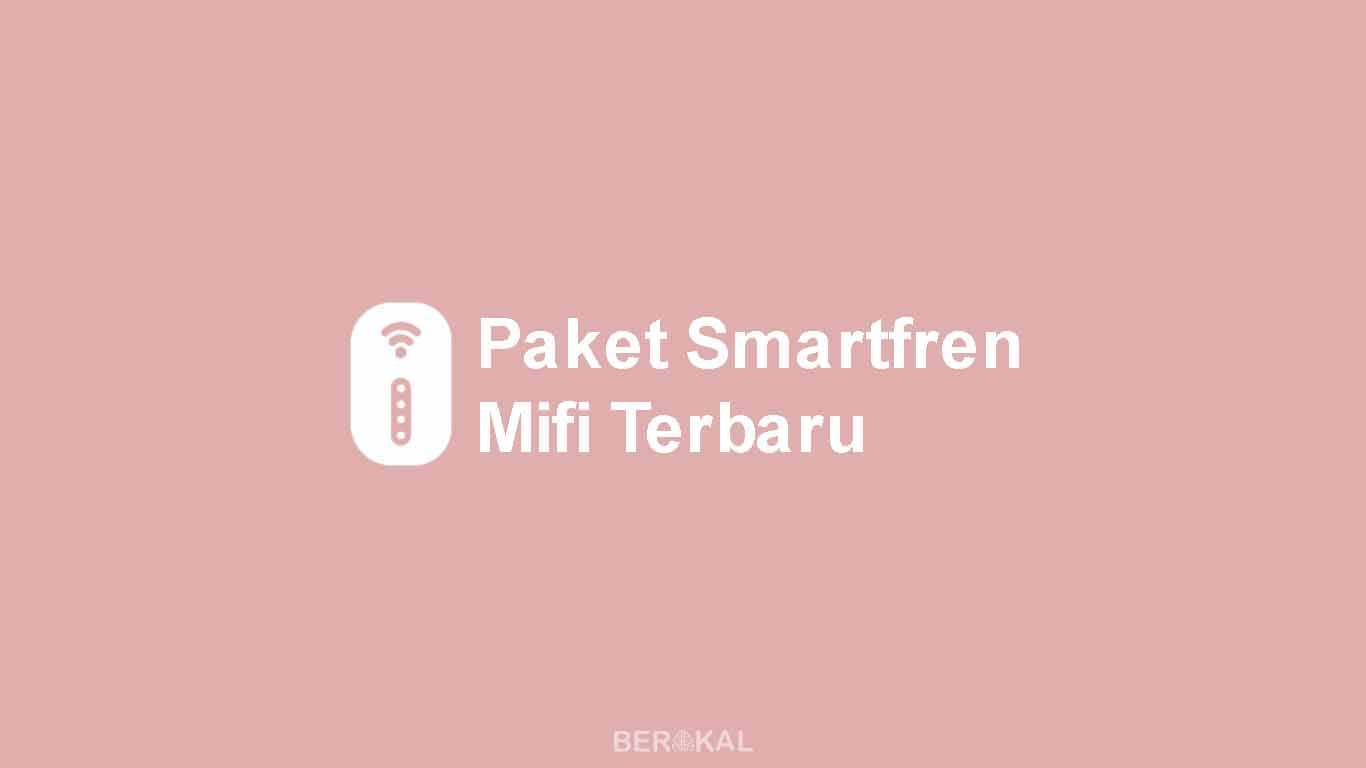 Paket Smartfren MiFi