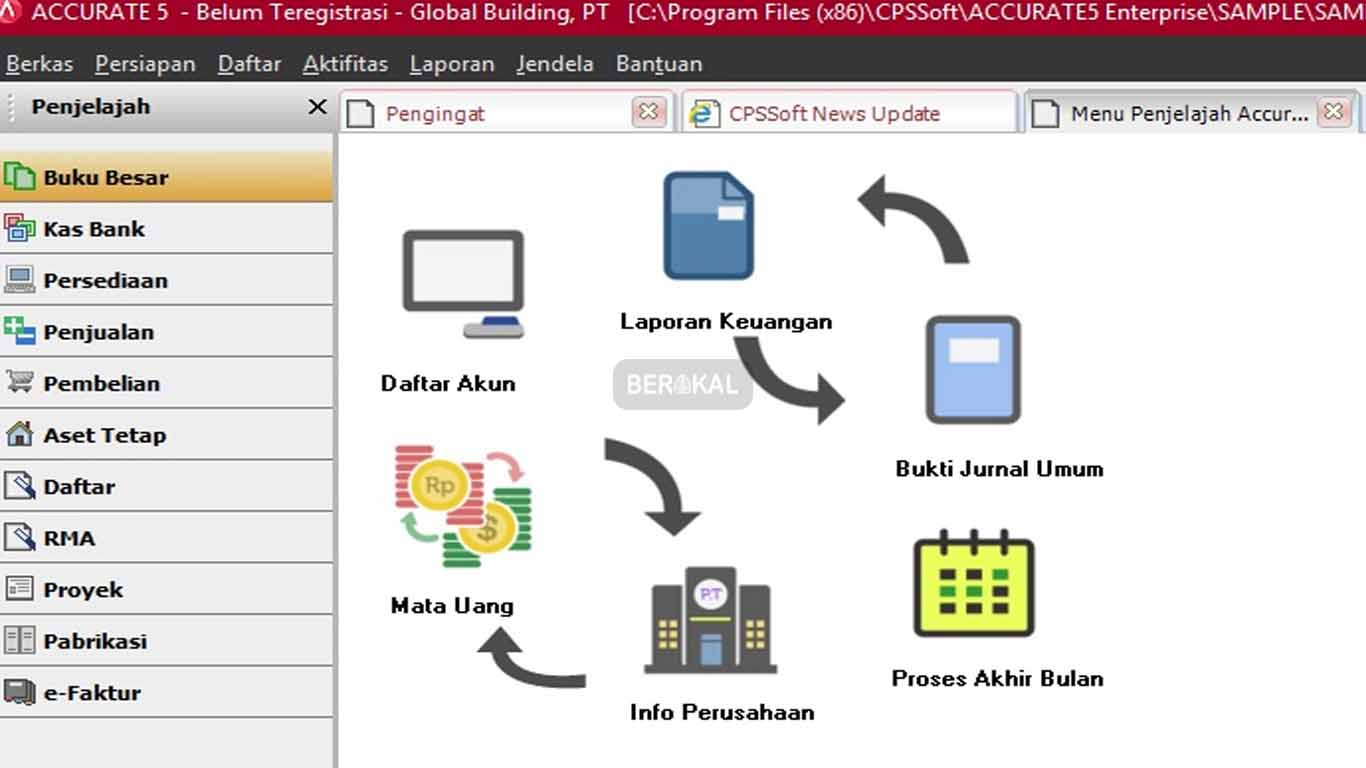 aplikasi akuntansi accurate