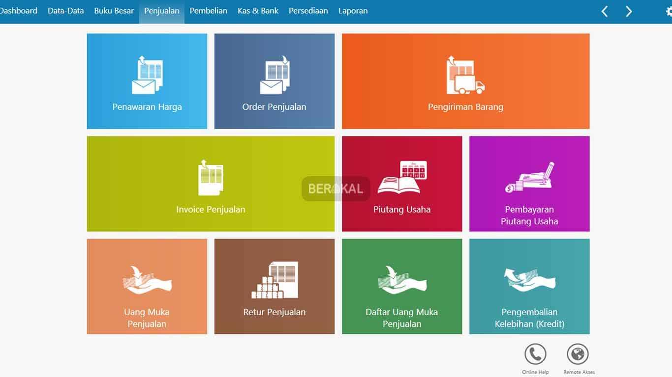 aplikasi akuntansi online