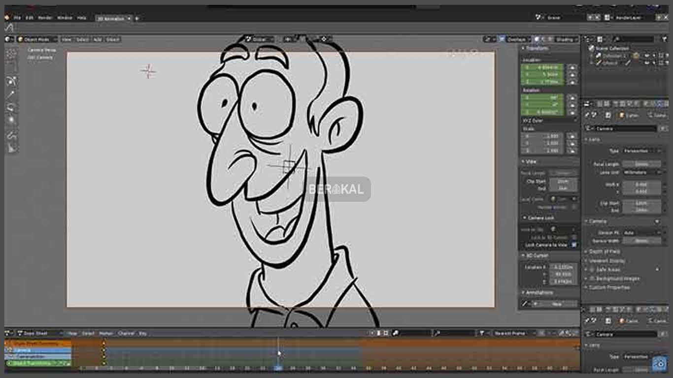 aplikasi pembuat animasi di hp
