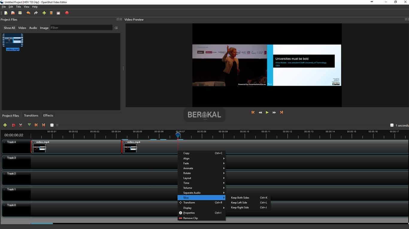 aplikasi pemotong dan penyambung video pc