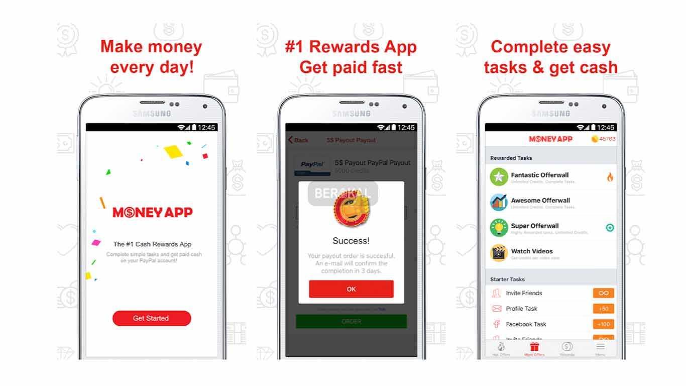 aplikasi penghasil uang cepat