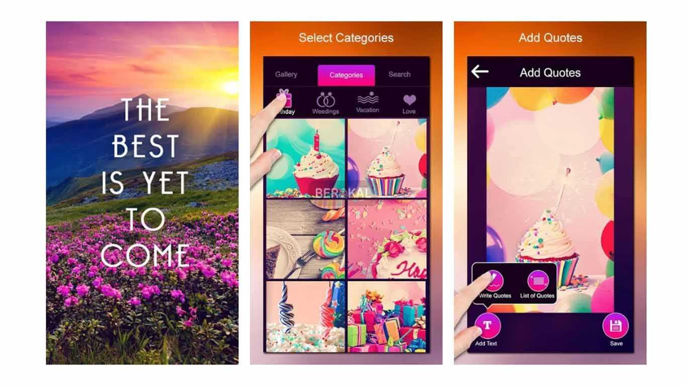 aplikasi quotes instagram