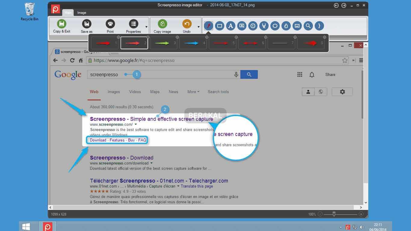 aplikasi screenshot pc windows 10