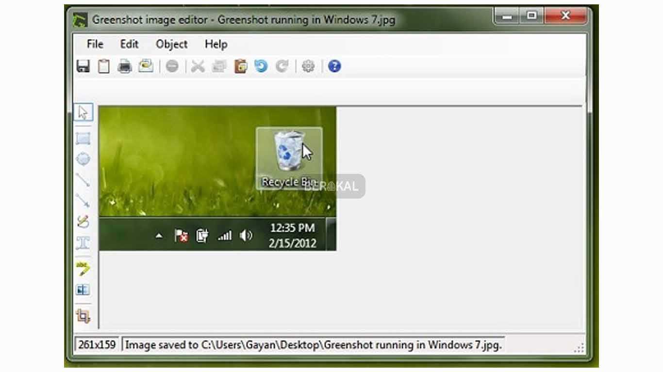 aplikasi screenshot windows 8
