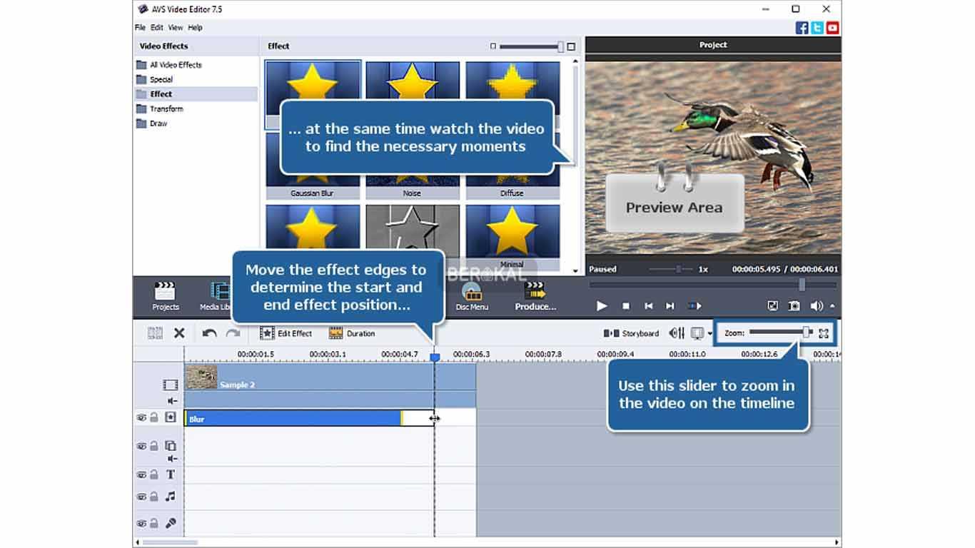 aplikasi video bokeh untuk laptop