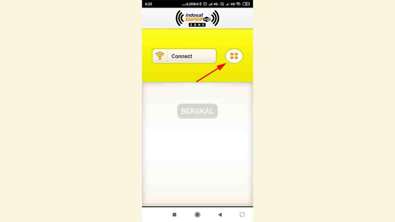 cara mencari lokasi hotspot indosat dengan aplikasi