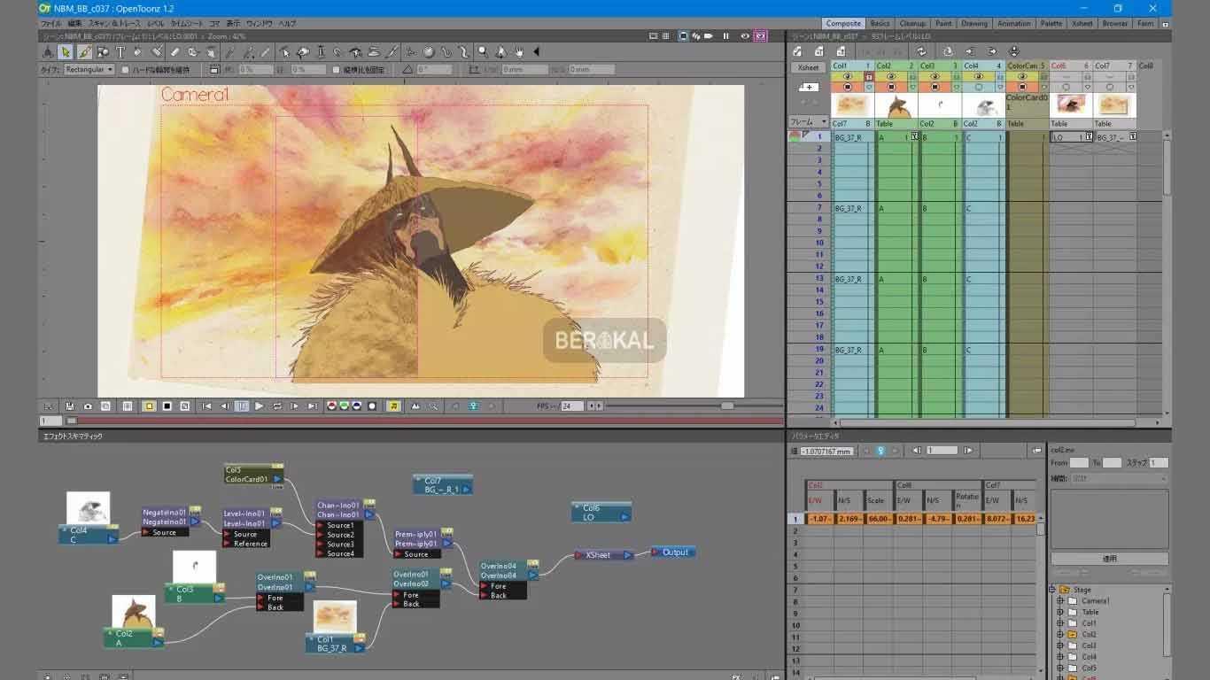 download software pembuat animasi bergerak 3d
