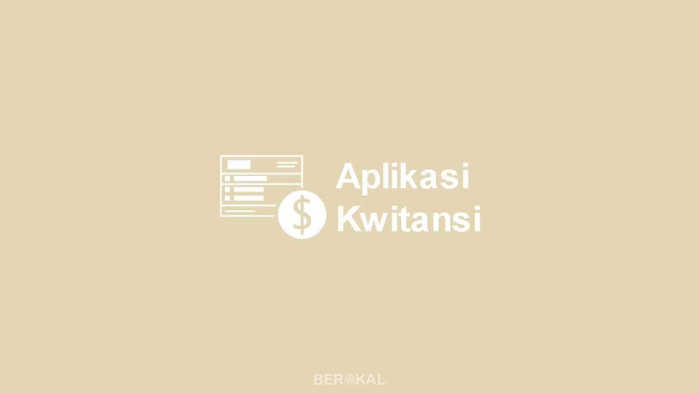 Aplikasi Kwitansi