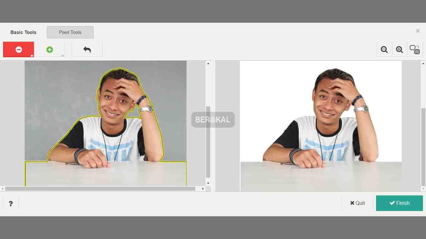 Background Burner Website Edit Foto Online