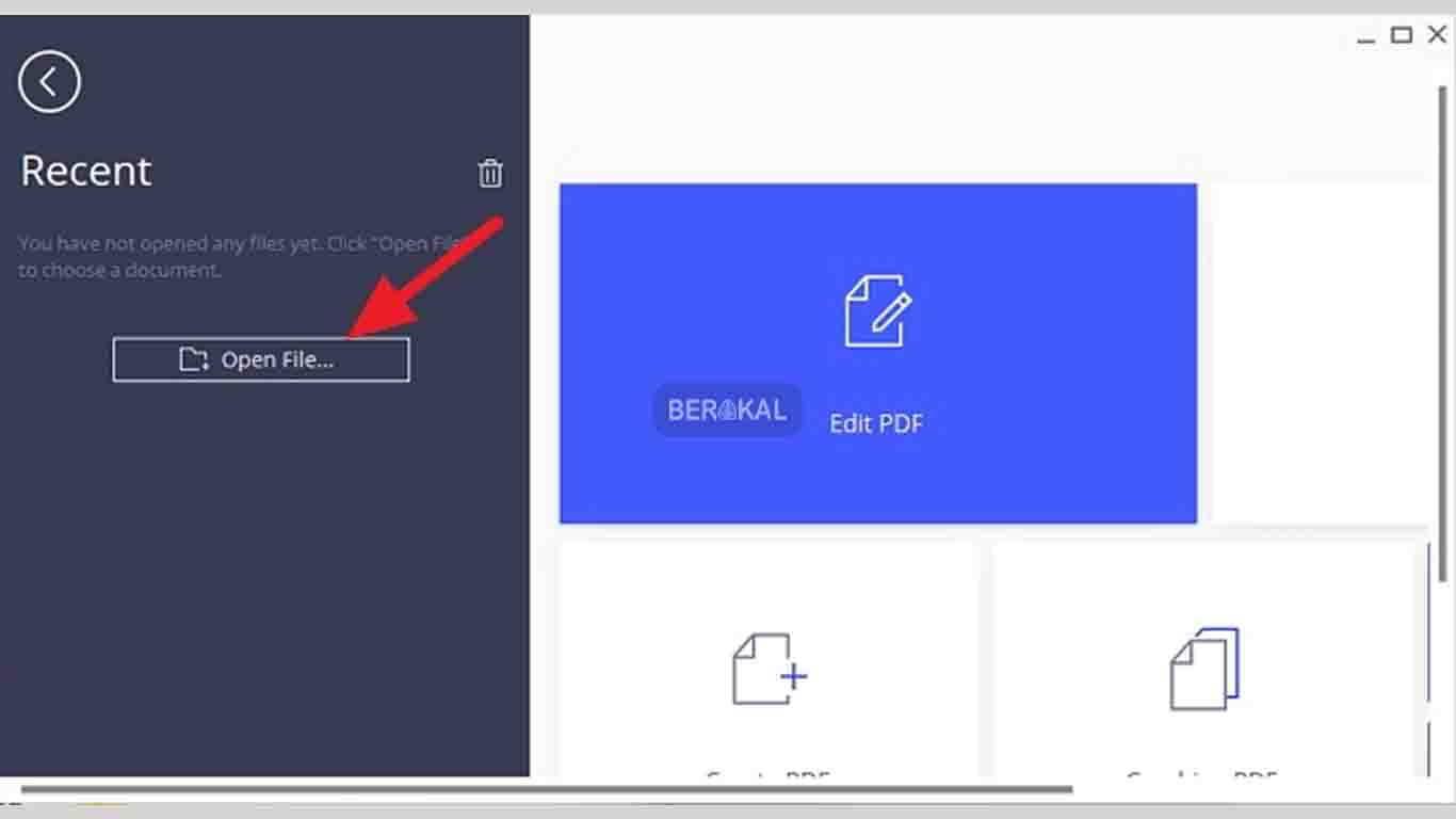 Convert File PDF ke PPT dengan PDF Element