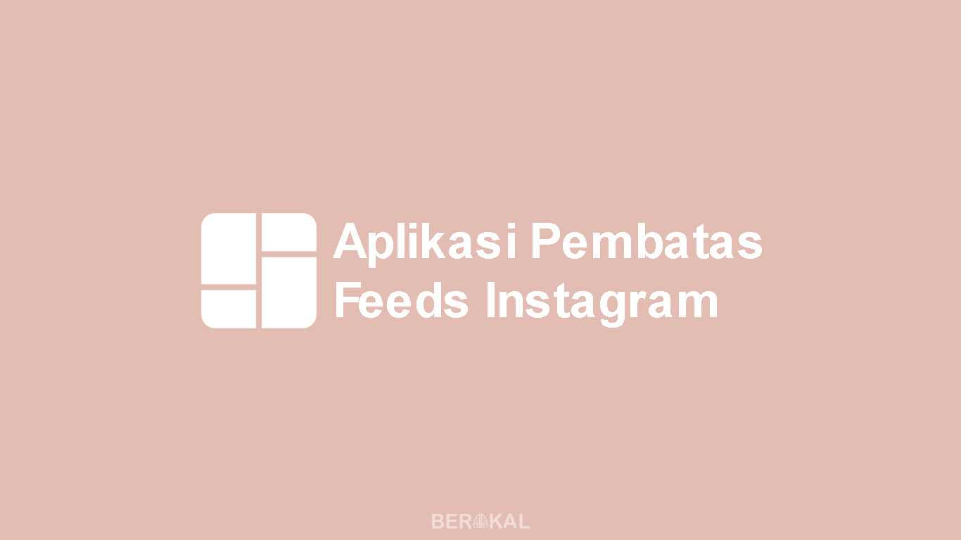 Pembatas Feeds Instagram