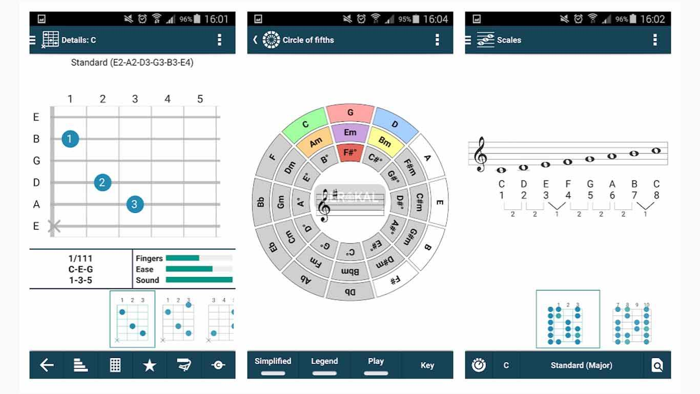 Smart Chord & Tools