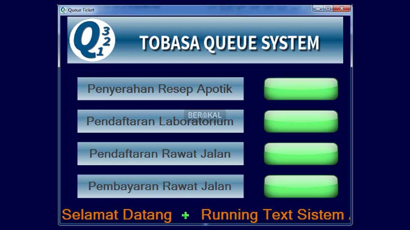 aplikasi antrian berbasis web gratis