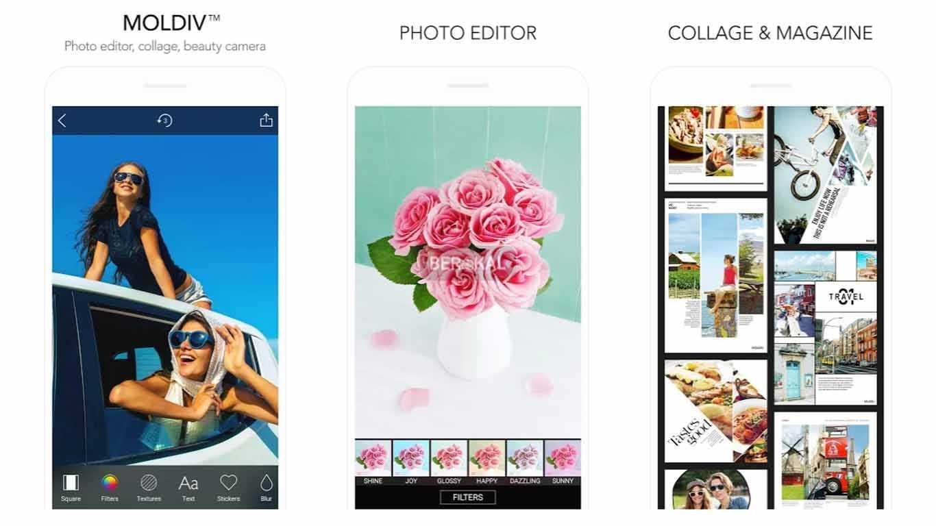 10 Aplikasi Gabung Foto Terbaik Untuk Android 2021
