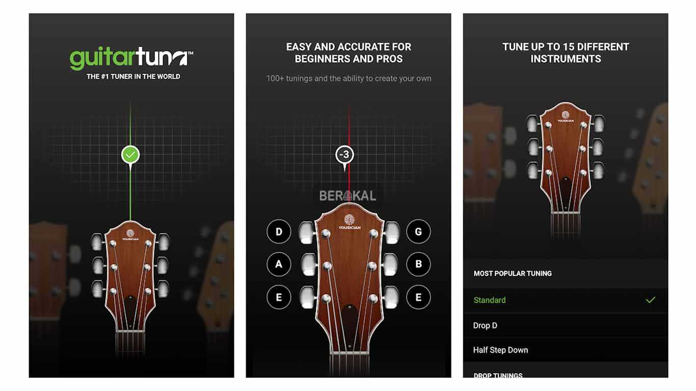 aplikasi stem gitar online