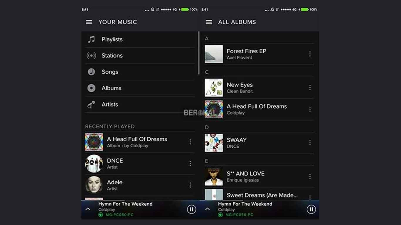 Cara download di spotify,2 cara download lagu di spotify