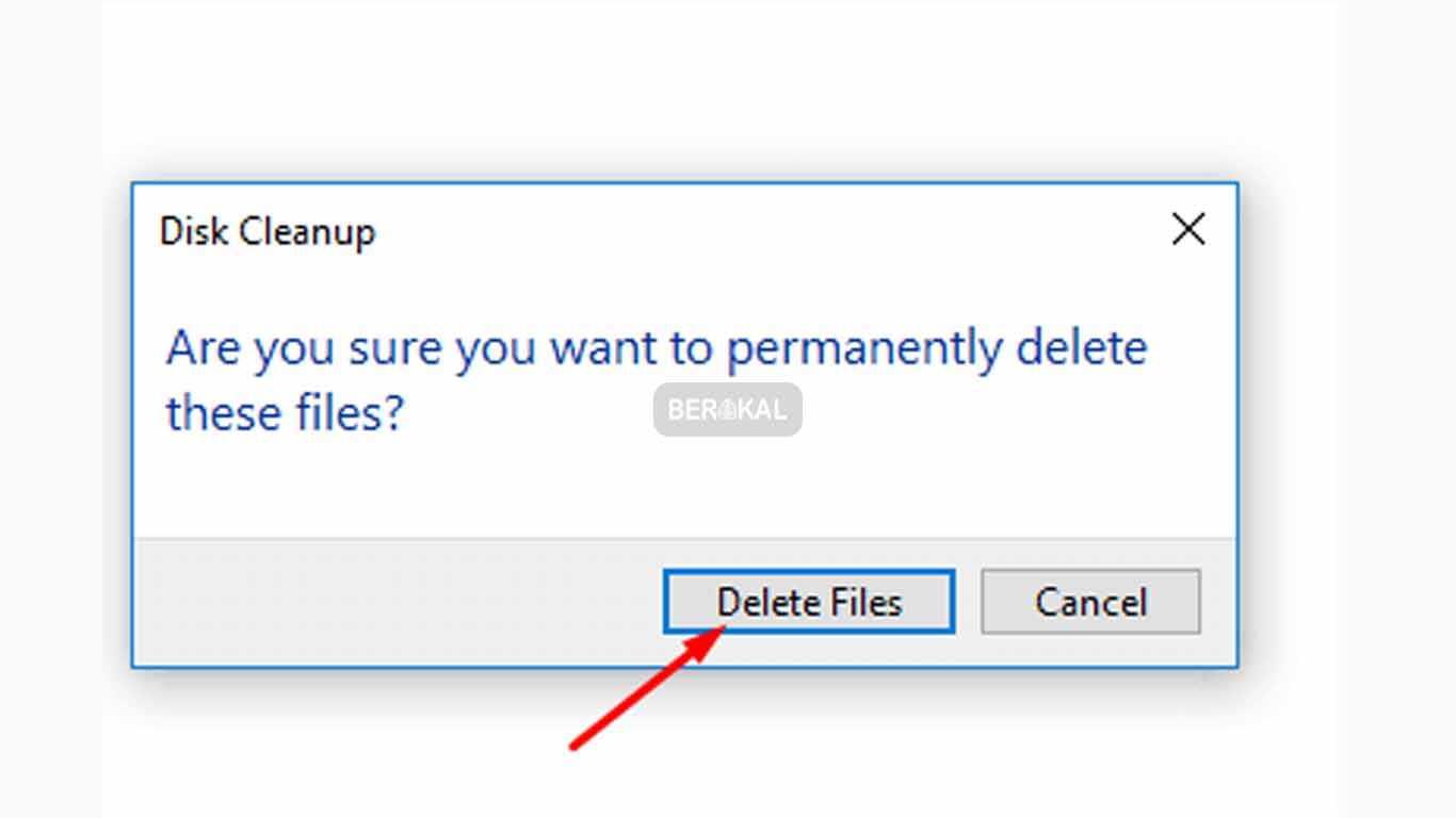 cara menghapus windows 10 sebelumnya