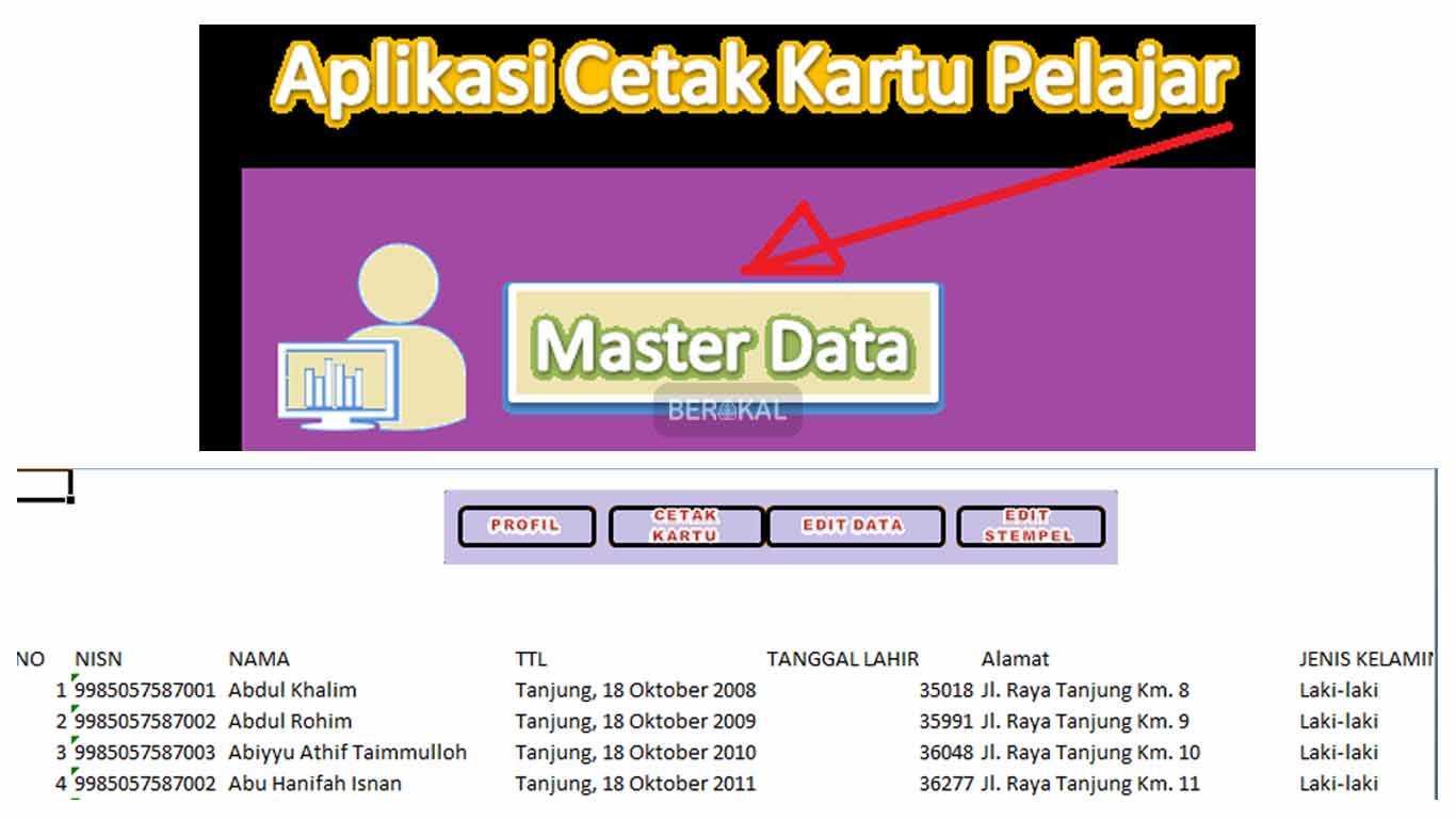 download aplikasi kartu pelajar otomatis