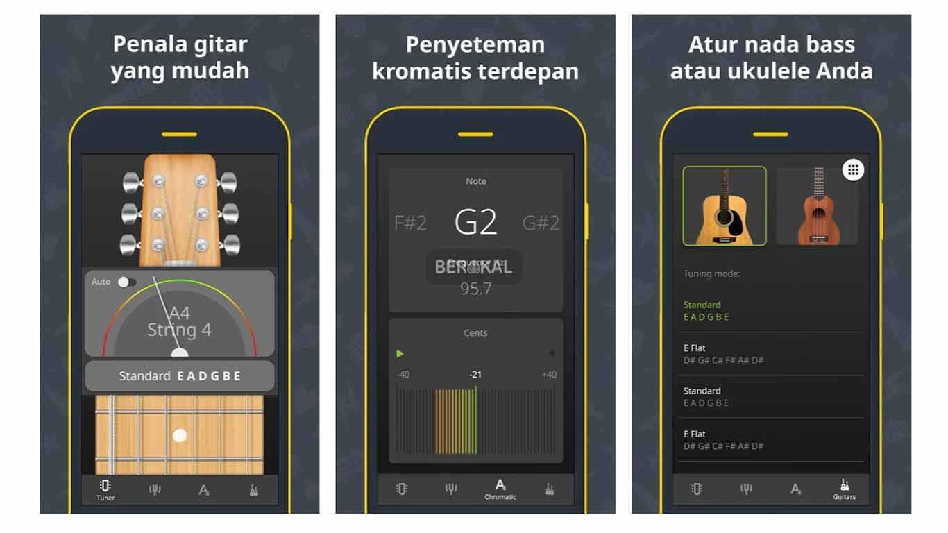 download kumpulan aplikasi stem gitar