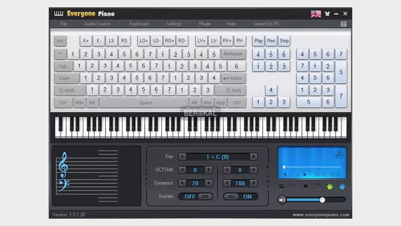 download virtual piano keyboard for windows 7