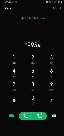Cara cek kuota smartfren gsm 4g