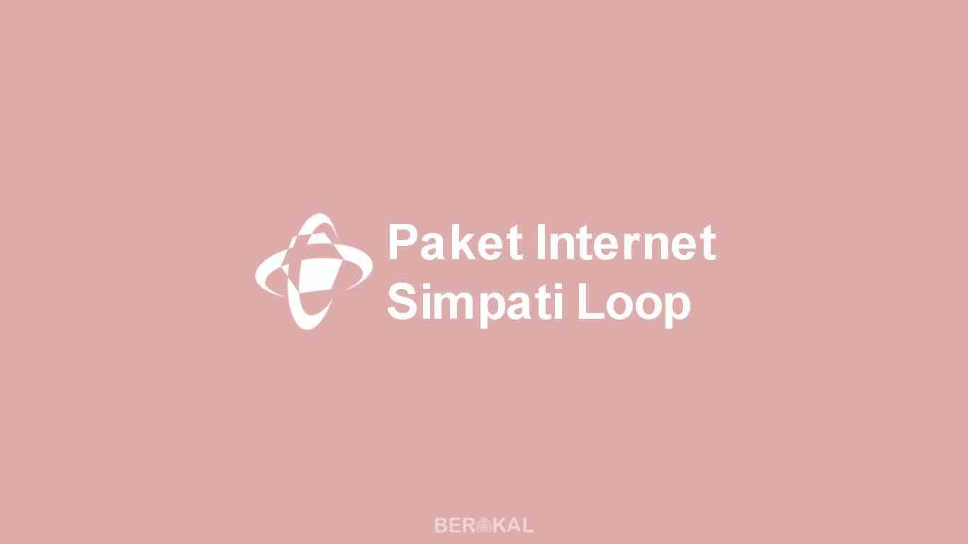 Paket Internet Simpati Loop