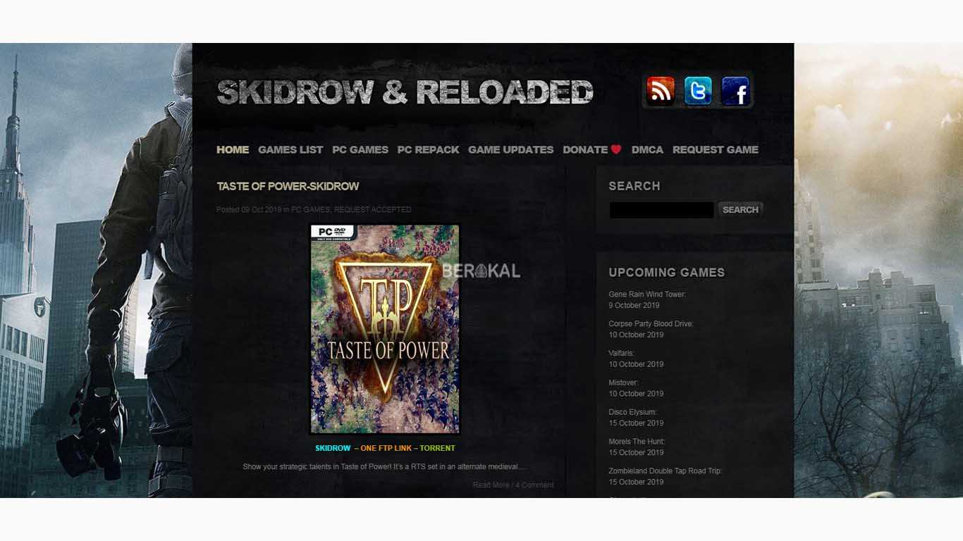 Skidrow Reloaded