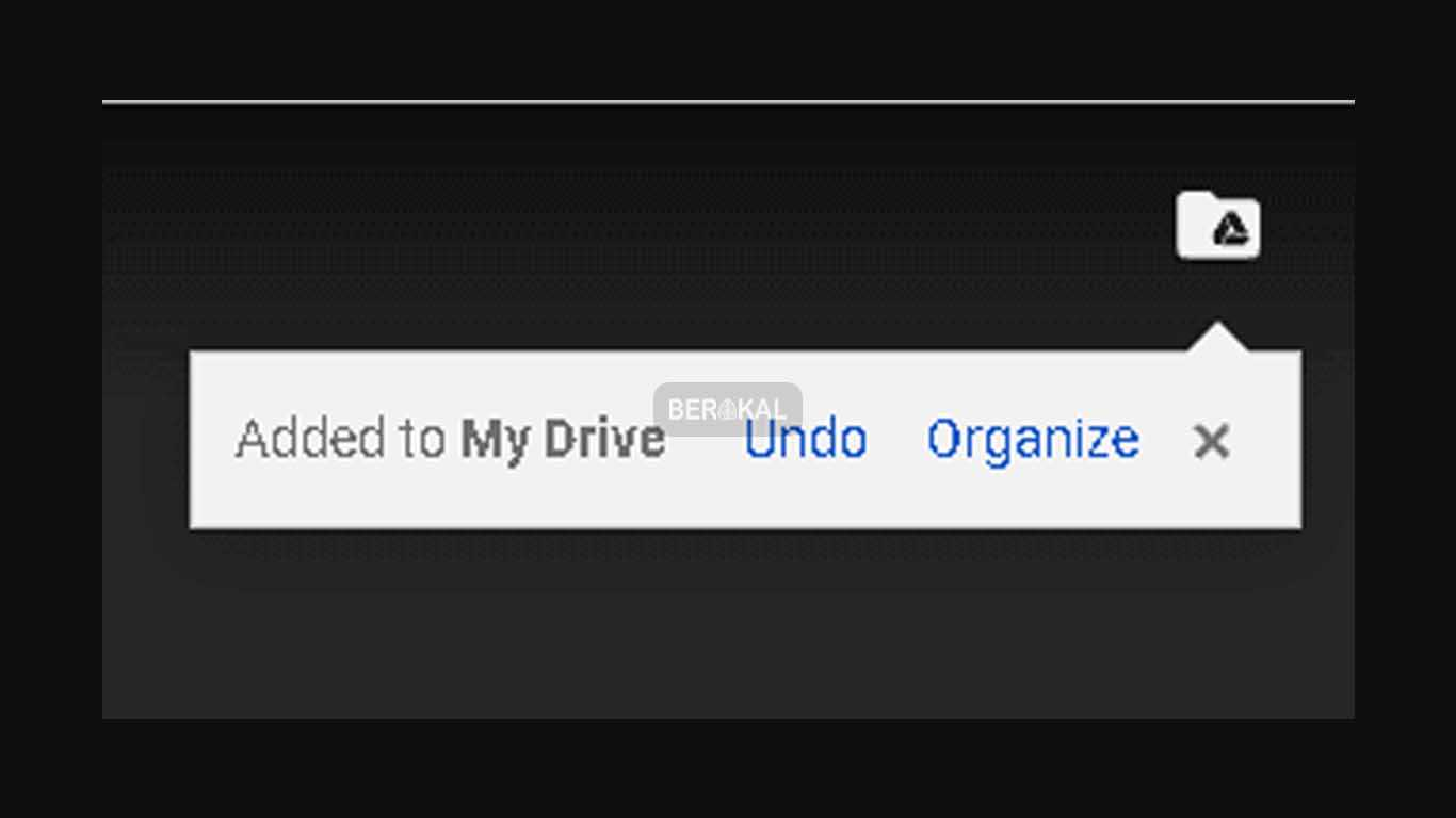 added to my drive