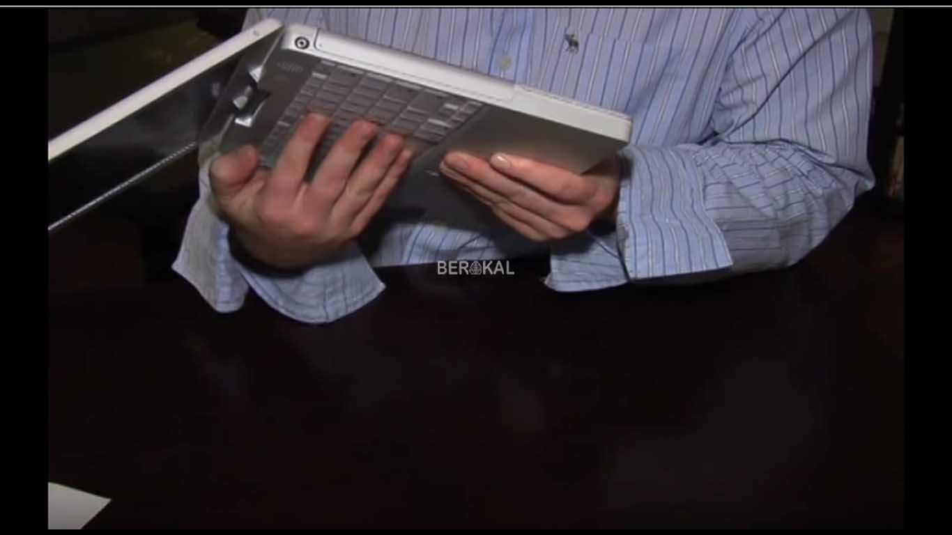 cara membersihkan keyboard laptop asus