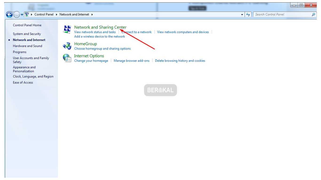 cara sharing folder dengan wifi