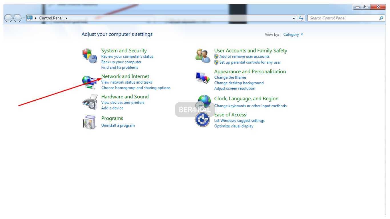 cara sharing folder windows 10